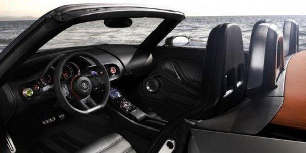 Le roadster VW toujours d'actualité ?