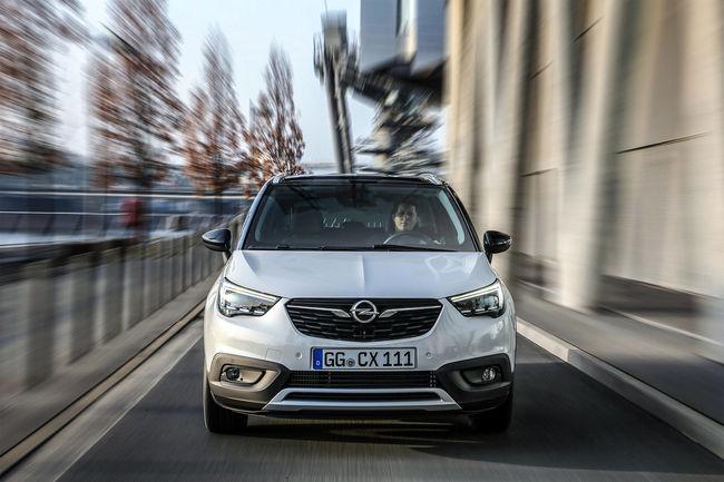 Un programme chargé pour Opel
