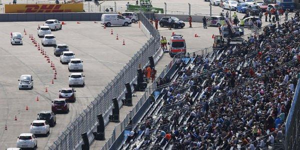 Formula E : un record du monde établi lors du Berlin ePrix