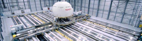 Un simulateur géant signé Toyota