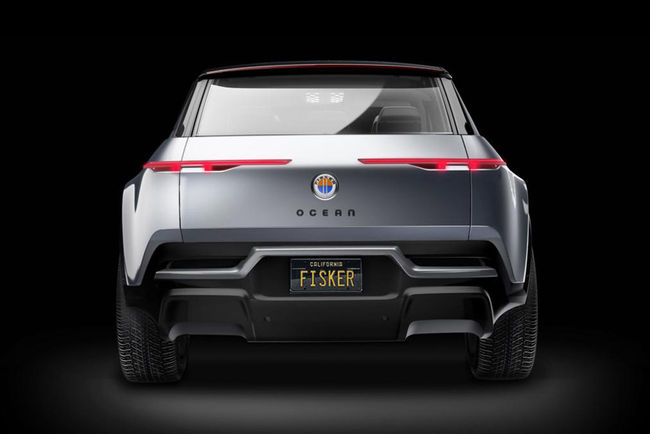 Le premier SUV de Fisker portera le nom d'Ocean