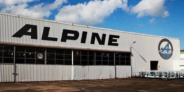 Un SUV et une citadine chez Alpine