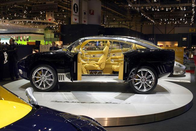 Spyker confirme l'arrivée d'un SUV hybride