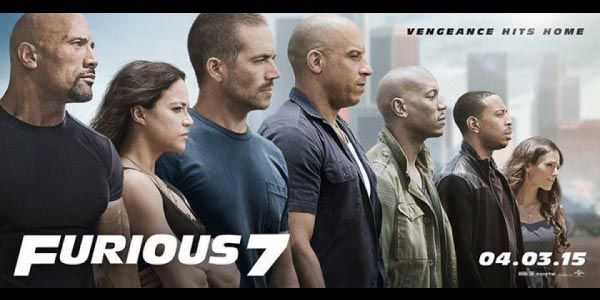 Un teaser pour Fast and Furious 7