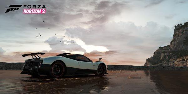 Un premier teaser pour Forza Horizon 2