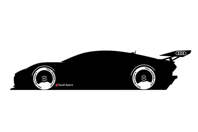 Un teaser pour la future Audi e-tron GT