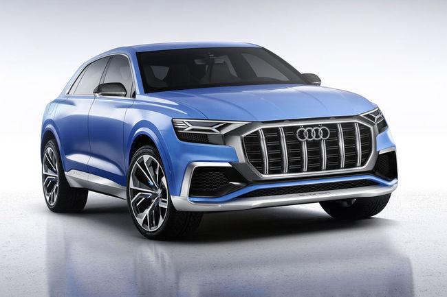 Un teaser et une mini série pour le futur Audi Q8