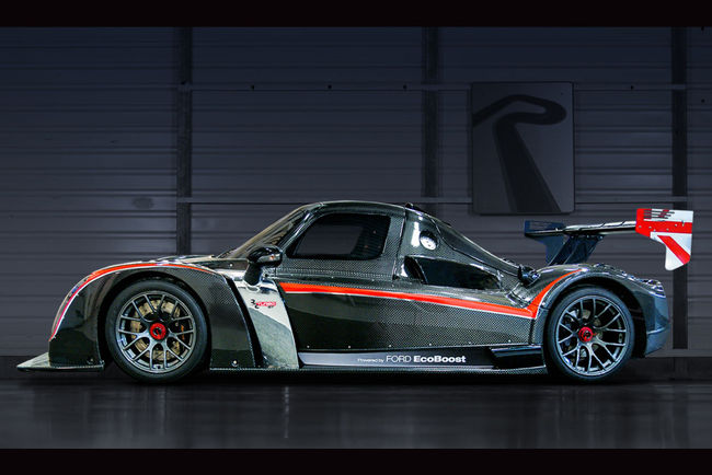 Revolution Racecars tease son premier modèle
