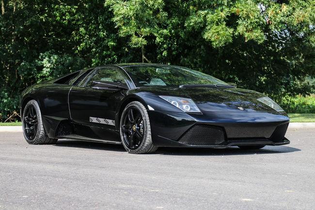 Silverstone Auctions : trois superbes Lamborghini aux enchères