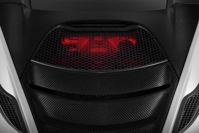 Un V8 4.0L pour la McLaren Super Series 2017