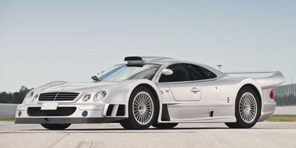 Vente RM : 911 GT1 et CLK-GTR