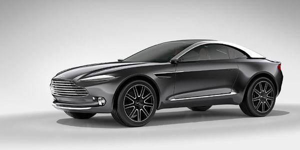 Une Aston Martin électrique d'ici 2017 ?