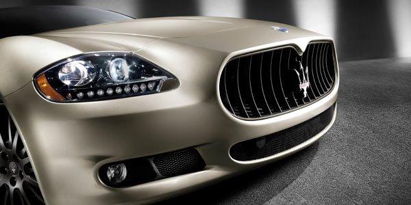 Maserati, une baby Quattroporte en 2013
