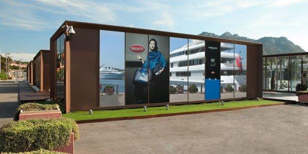 Bugatti ouvre une boutique à Porto Cervo