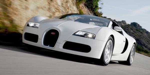 Une Bugatti Chiron pour succéder à la Veyron ?