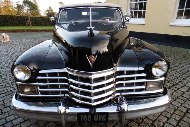 Bonhams : la Cadillac de Claude François aux enchères