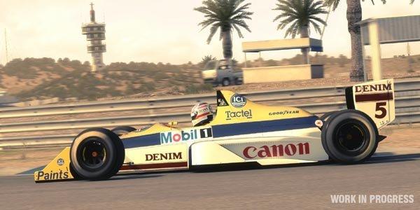 Une version Classic Edition pour F1 2013