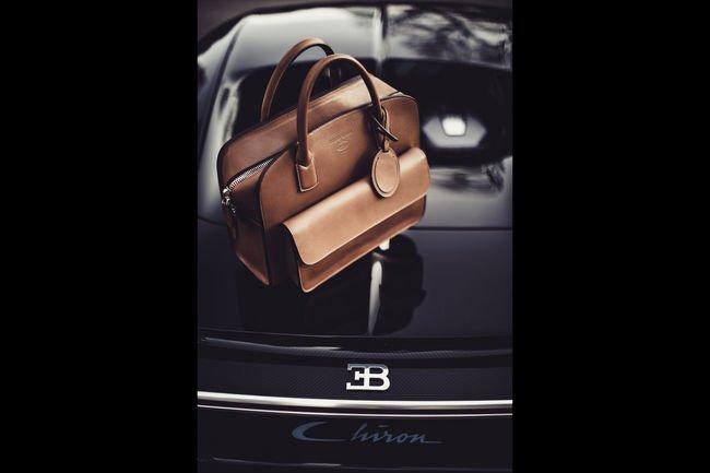 Giorgio Armani signe une collection pour Bugatti