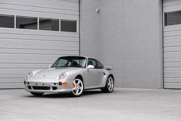 Bonhams : une collection Porsche à Monterey