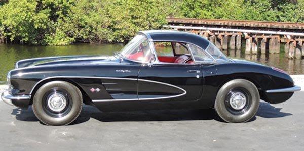 Une rare Corvette Big Brake aux enchères