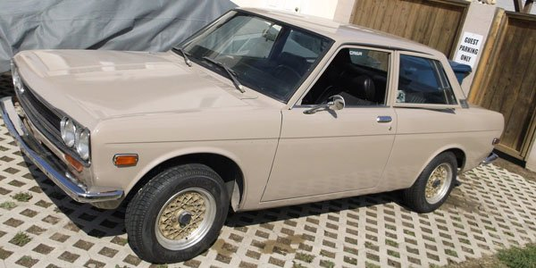 une belle datsun 510 vendre sur ebay actualit automobile motorlegend. Black Bedroom Furniture Sets. Home Design Ideas