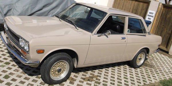 Une belle Datsun 510 à vendre sur eBay