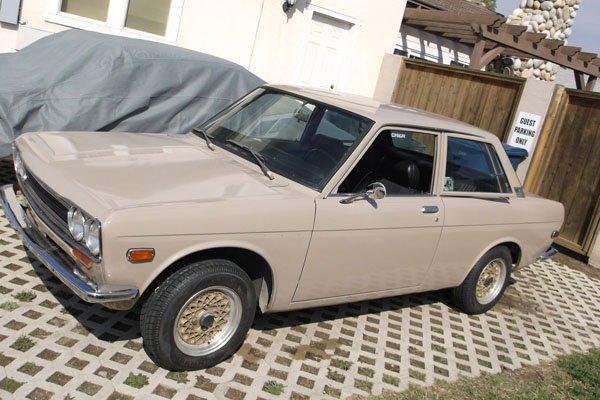 Une belle Datsun 510 à vendre sur eBay - actualité ...