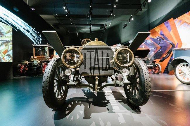 Une expo pour les 90 ans de Touring Superleggera