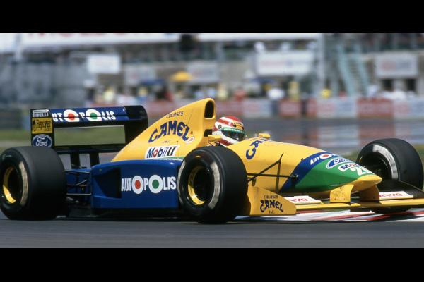 Une F1 ex-Schumacher aux enchères Bonhams
