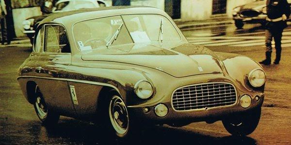 Une Ferrari 166 chez Bonhams à Goodwood