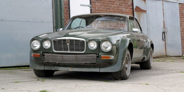 La Jaguar XJ-C 12 de John Steed est à vendre