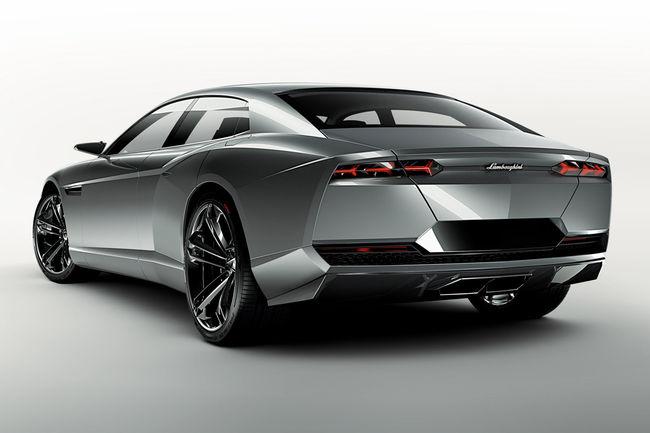 Lamborghini : une berline électrique à l'étude ?