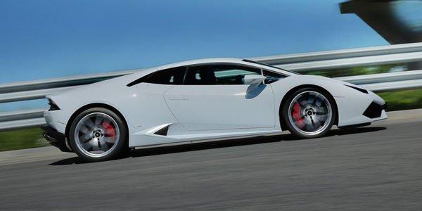 Lamborghini Centenario : une Huracan V12 ?