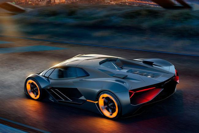 Lamborghini : une Hypercar hybride pour Francfort