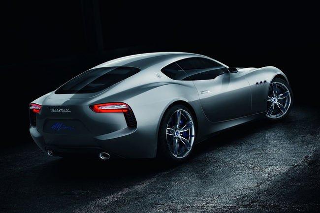 Maserati : une sportive 100% électrique pour 2020