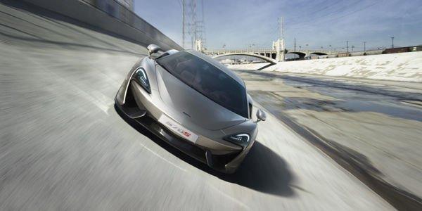Une McLaren Gran Turismo à l'étude ?