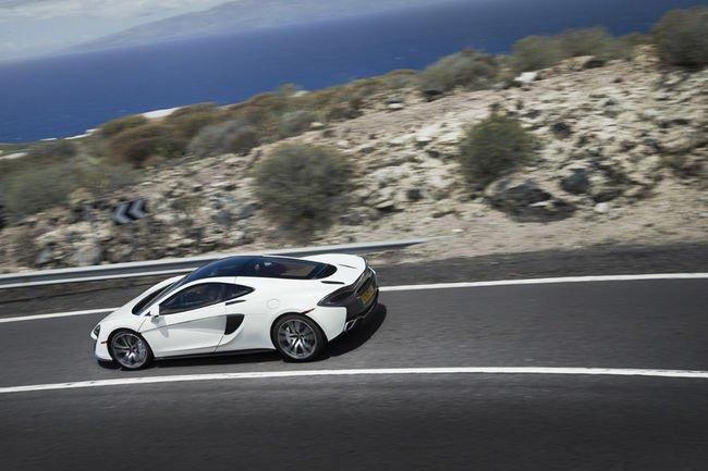 Un concept signé MSO pour McLaren à Pebble Beach