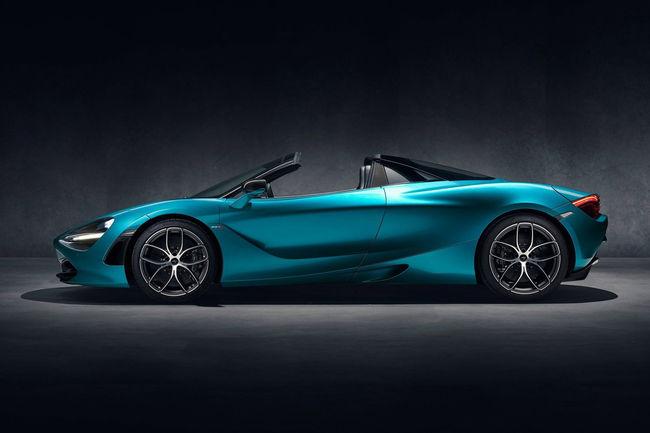 Une McLaren Speedster en approche ?