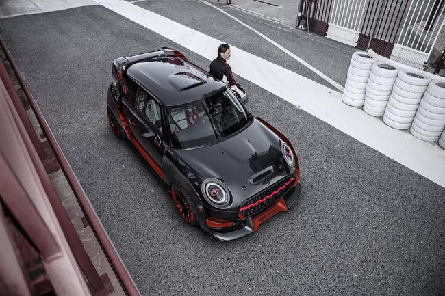 Mini : une nouvelle John Cooper Works GP attendue en 2020