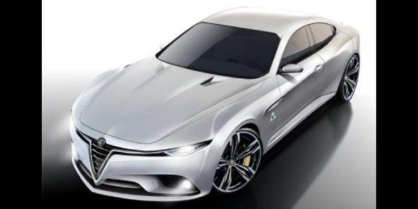 Une nouvelle Alfa Romeo en 2015