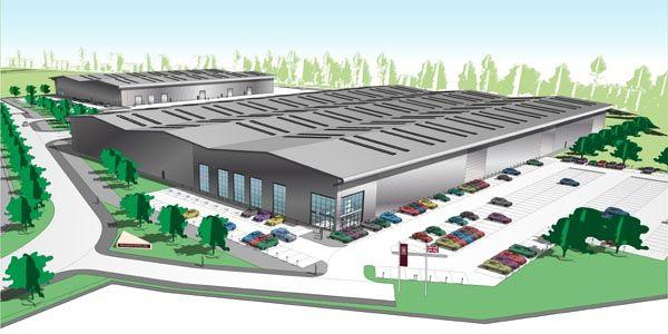 Rolls-Royce ouvre un nouveau Centre de Technologie