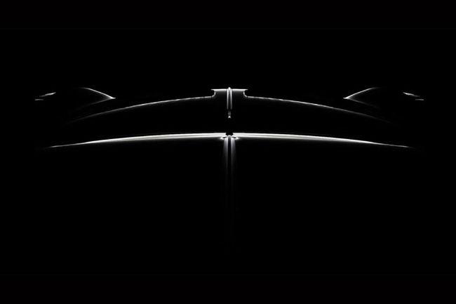 Les teasers s'enchainent pour la nouvelle Bugatti