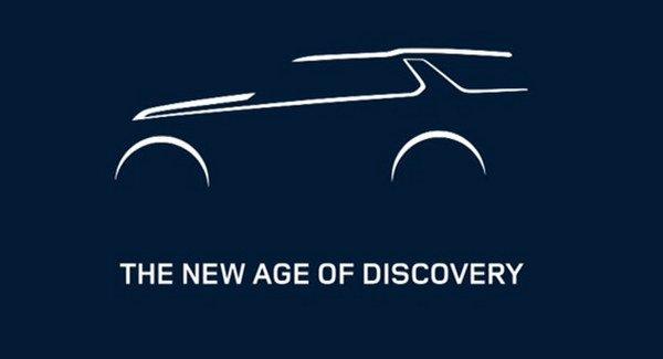 Land Rover présente la famille Discovery