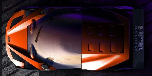 Reiter et KTM développent une nouvelle X-Bow