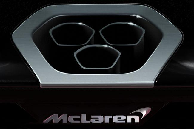 McLaren Ultimate Series : nouveauté attendue le 10 décembre