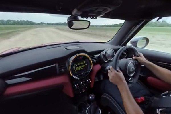 Découvrez la nouvelle piste de Top Gear UK avec Chris Harris