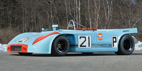 Une Porsche 908/3 de 1970 aux enchères
