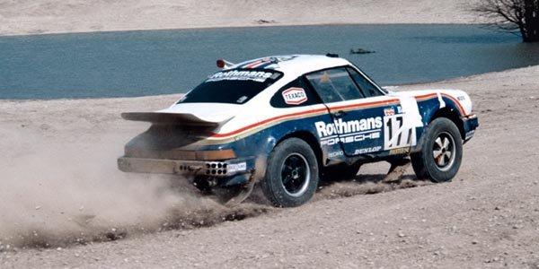 Une Porsche 911 Crossover en projet ?