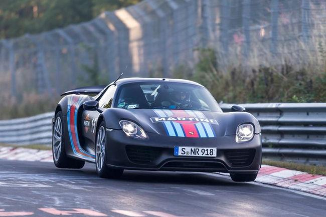 Porsche : une Hypercar en 6 minutes 30 sur le Ring ?