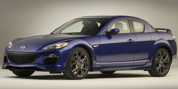 Une remplaçante pour la Mazda RX8 ?